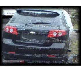 Спойлер Chevrolet Lacetti HB