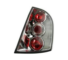 Задние фонари Skoda fabia (LTSK09)