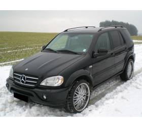 Расширители арок  Mercedes - Benz ML 163 (AMG)
