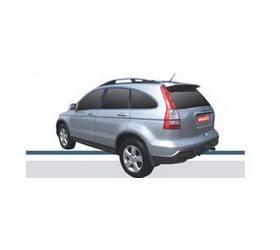Рейлинги Honda CRV (black) (CRV-R01)