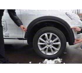 Арки VW Touareg 2011 (TR-W11)