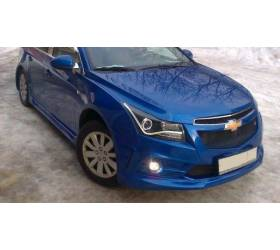 Тюнинговый бампер Chevrolet Cruze (CT)