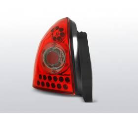 Диодные задние фонари Honda Civic 1995 - 2001 3D (LDHO12)