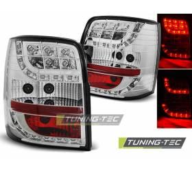Диодные задние фонари VW Passat B5 2000 - 2004 (LDVW81)