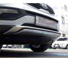 Накладки на Kia Sportage 3 Euro (KSP-B06/B07)