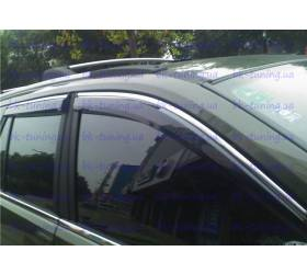 Дефлекторы окон Nissan X-Trail (NX-V01)