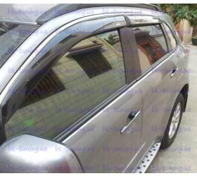Дефлекторы окон Mitsubishi ASX (MA-V31)