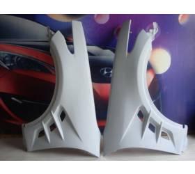 Тюнинг Крылья Infiniti FX35, FX37, FX50
