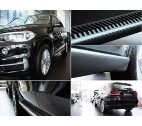 Пороги BMW X5 F15 2014+ (X5-S42)