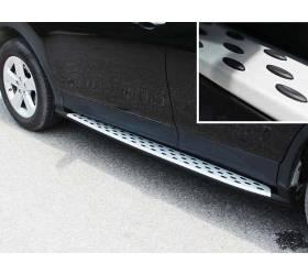 Пороги МЛ Стиль Toyota Rav-4 2013 (RV-S34)