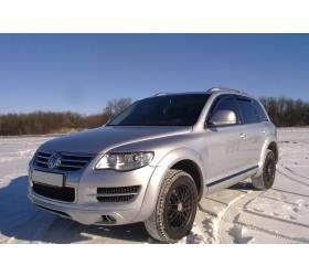 Арки Volkswagen Touareg 2007-2009 (BK)