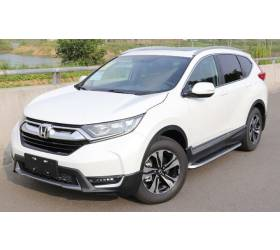 Пороги Honda CRV 2017+ (CRV-S54)