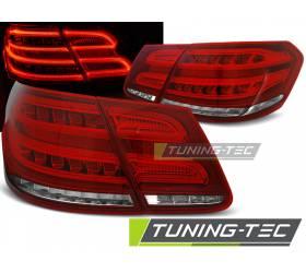 Задние диодные фонари Mercedes W212 2009-2013 (LDME97)