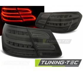 Задние диодные фонари Mercedes W212 2009-2013 (LDME99)