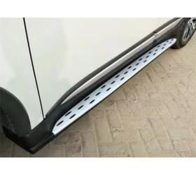 Пороги Mitsubishi Outlander 2016+ (MO-S61)