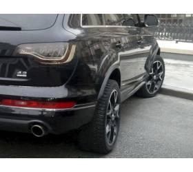 Накладки на арки Audi Q7 узкие (Q7-W22)