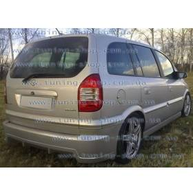 Задний бампер Opel Zafira (AT)