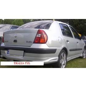 Накладка Заднего бампера Renault Symbol (Cet)