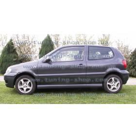 Пороги VW Polo 95-02 (FB)