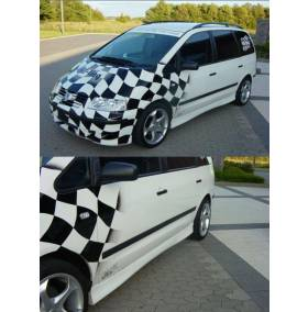 Пороги VW Sharan (FB)