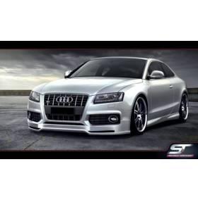 Накладка  переднего бампера Audi A5 8E (Audi A5 S-LINE и S5)