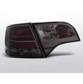 Задние диодные фонари Audi A4 B7 Avant  (LDAU39)