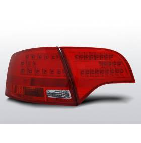 Задние диодные фонари Audi A4 B7 Avant  (LDAU60)