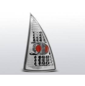 Диодные задние фонари Citroen C3 2002 - 2005 (LDCI04)