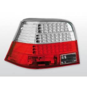 Диодные задние фонари Volkswagen Golf 4 1997 - 2004 (LDVW31)