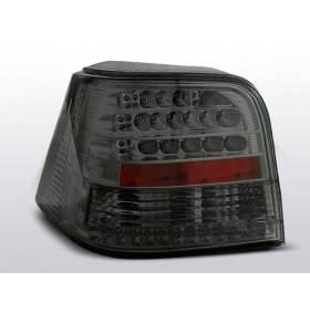 Диодная тюнинговая оптика Volkswagen Golf 4 1997 - 2003 (LDVW54)