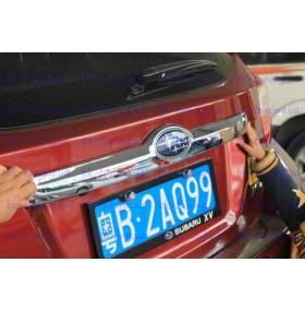 Молдинг на заднюю дверь Subaru XV (SX-D23)