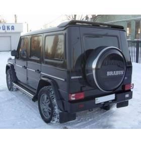 Спойлер Mercedes W463 (Brabus style)