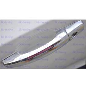 Накладки на ручки Chevrolet Cruze (CCR-D14)