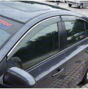 Дефлекторы окон Chevrolet Cruze (CCR-V11)