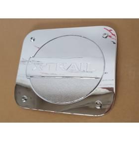 Хром на лючек бензобака Nissan X-Trail 2014 (NX-C42)