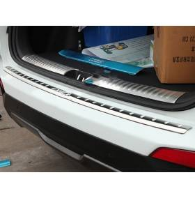 Накладка на задний бампер Hyundai IX25 (HX-P42)
