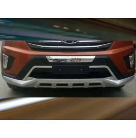 Накладки на бампера Hyundai IX25 2015 (HX-B41-42)
