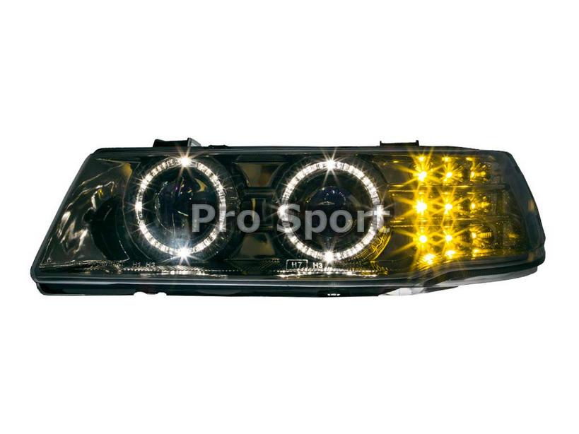 Фото №14 - оптика на ВАЗ 2110 тюнинг