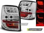 Диодные задние фонари VW Пассат B5
