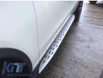 Пороги Mercedes GLE Coupe (GEC-S51)
