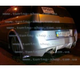Задний бампер RS Ваз 2111