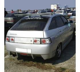 Задний бампер RS Ваз 2112