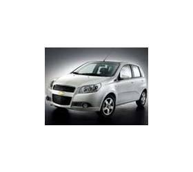 Chevrolet Aveo Hatchback (T250)
