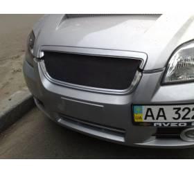 Решетка радиатора Chevrolet Aveo (Сетка)