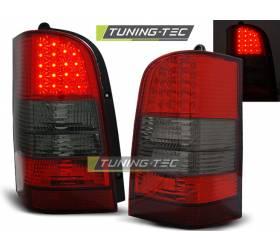 Диодные задние фонари Mercedes Vito W638 1996 - 2003 (LDME33)