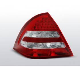 Диодные задние фонари Mercedes W203 2004 - 2007 (LDME37)
