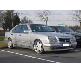 Пороги Mercedes E-Class W210 (AMG style)