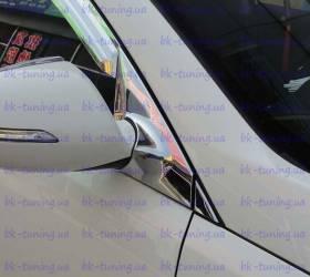 Хром зеркал Kia Sportage 3 (KSP-D04)