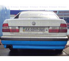 Накладка заднего бампер BMW E34