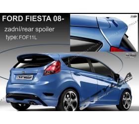Спойлер Ford Fiesta 6 (2008 -нв)